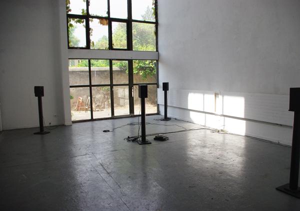 Installation-son-quadriphonie-voix-off-bruitage